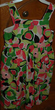 NEW GYMBOREE PALM BEACH PARADISE Summer Dress Girls Size 7 NWT