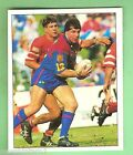 1994 NEWCASTLE KNIGHTS SELECT RUGBY LEAGUE STICKER #157 MARC GLANVILLE
