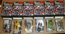 TRANSFORMERS EZ COLLECTION MOVIE 1 SET COMPLETO OPTIMUS PRIME/BUMBLEBEE/MEGATRON