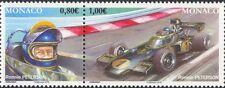 Monaco 2016 Ronnie Peterson/Racing Drivers/Motor Sport/Cars/F1 2v set (mc1014)