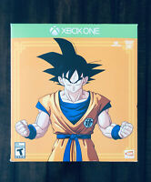 XB1 XBOX ONE Dragonball Z Kakarot Collector's Edition Empty (BOX ONLY, NO GAME)