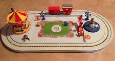 VTG Corgi Item #853 Magic Roundabout Musical Carousel USED W Box Rare Figures