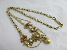 Pearl Pendant/Locket Victorian Fine Jewellery