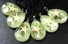 Crazy prices 10 pcs fashion Pendant Starfish MINI Glow design jewelry