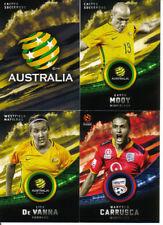 Melbourne Victory Original Soccer Memorabilia Cards
