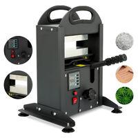 "7 Ton Hydraulic Press Machine Rosin Extraction Press Machine Heating 2.4""×5.9"""