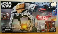 Star Wars Rogue One Motorized Walking Firing Collectible Controle Remote AT-ACT
