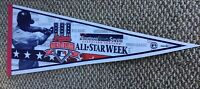 Vintage1997 CLEVELAND INDIANS All Star Week Full Size Pennant