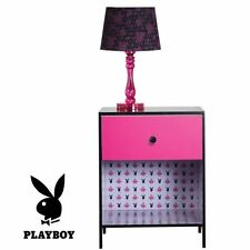Playboy  Pink Love BEDSIDE Table BNIB PICK UP BAULKHAM HILLS
