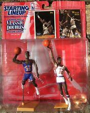 1997 Patrick Ewing & Willis Reed Classic Doubles SLU mnt in nrmt pkg N.Y. Knicks