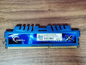 G. SKILL 8GB UDIMM 1333 MHz DDR3 Memory (F3-2400C11Q-32GXM)