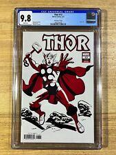 Thor #13 (2021 Marvel Comics) Michael Cho Variant CGC 9.8