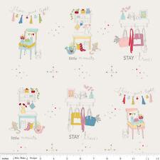 Main Off White from Dear Diary by Riley Blake Designs 112cm (w) x 25cm