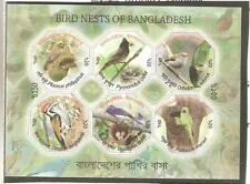2012   BANGLADESH - BIRD NESTS - IMPERF - SG  1103 / 1108  -  UMM