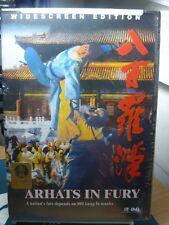 Arhats In Fury (DVD, 2003)