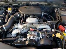 SUBARU LIBERTY ENGINE PETROL, 2.5, EJ25 10/05-12/07