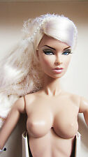 "Nude Fashion Royalty FR2 Vanessa: Black Tie Ball 12"" Doll New!!!"