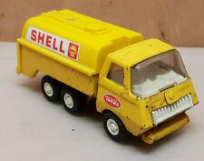 Tonka Toy Old Truck Tank Shell Tonka 55010 Yellow