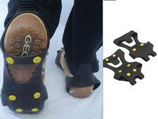 NEW SNOW & ICE GRIPPERS GRIPS FOR ALL SHOE SIZES