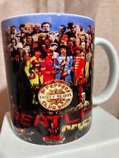 More details for album artwork 11oz mug gift your choice of album cover