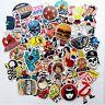 100pcs Sticker Bomb Graffiti Vinyl For Car Motorcycle Skateboard Laptop Luggage