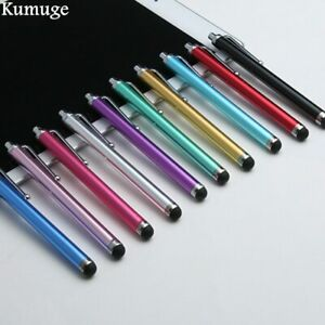 10 Pcs/lot Capacitive Touch Screen Stylus for iPad Air 2/1 Pro 10.5 Mini 3 Touch