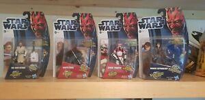 Star Wars Movie heroes Figures Bundle