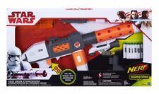 Star Wars NERF GlowStrike First Order Stormtrooper Deluxe Dart Blaster