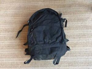 Blackhawk Navy SEAL MBSS Military Surplus Black 3 Day Assault Backpack Army SF