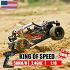40+MPH RC Car 2.4G 4WD High Speed Fast Remote Controlled Large 1/18 Scale 2021