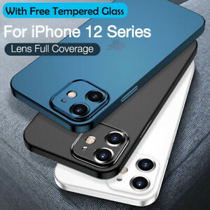360 Case for iPhone 13 12 Pro Max 11 7 8 6S XR Clear Shockproof Ultra-thin Cover