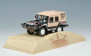 NOREV 1/43 Alloy car model Volkswagen Iltis version Paris-Dakar Gift collection