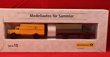 Brekina/  Deutsche Post/ Mercedes-Benz L325 /Serie 15 / OVP