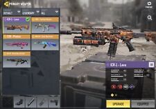 COD Mobile Account (Insane Collection Of Rare Variants) 3.0+ KD Amazing Stats