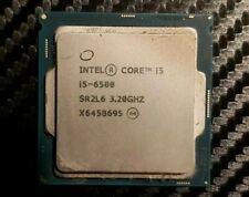 Intel Core i5-6500  - 3.2GHz Quad-Core Processor LGA1151