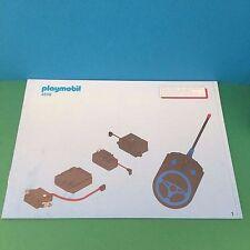 Notice de montage playmobil (Moyenne) ref 4856