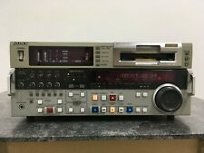 SONY DIGITAL VIDEO CASSETTE RECORDER DSR-2000 AP