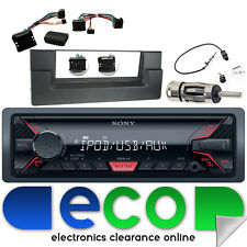 BMW X5 E50 2000-2006 SONY MP3 USB Aux Ipod Car Radio Steering Interface Kit