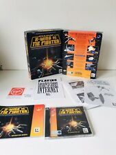STAR WARS X WING VS TIE FIGHTER    BIG BOX PC CD ROM GAME BOXED & COMPLETE VGC