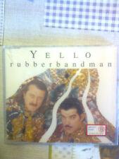 YELLO - RUBBERBAND MAN - - CD SINGLE 3 TRACKS