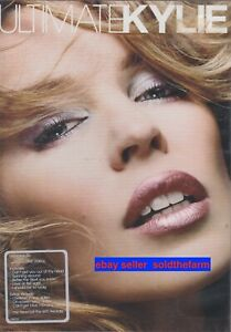 """Kylie Minogue """"Ultimate Kylie"""" DVD VGC R0 Australia With Booklet"""