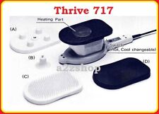 Hand Held Vibration Massager Machine - Thrive 717 - Electronic Massager Hot Cold