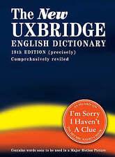 The New Uxbridge English Dictionary, Jon Naismith, Tim Brooke-Taylor, Barry Crye