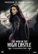 THE MAN IN THE HIGH CASTLE Collectable DVD SET WITH 6 EPISODES-NEVER VIEWED