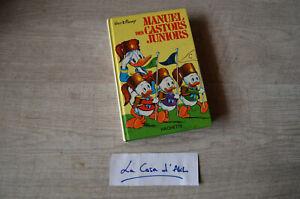 Manuel des Castors Juniors - TBE - 1ère édition 1970 Hachette Disney
