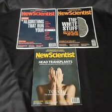 New Scientist Science & Technology Magazines