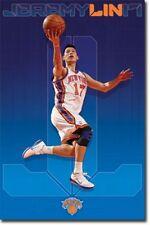BASKETBALL POSTER Jeremy Lin New York Knicks 2012 Linsanity NBA