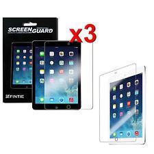 3 x HD Clear Premium Screen Guard Protector Film for Apple iPad