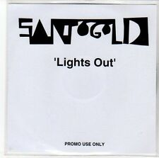(ED164) Santogold, Lights Out - DJ CD