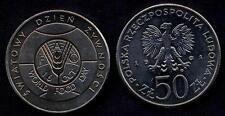 POLAND 50 Zlotych 1981  FAO  UNC